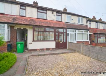 Thumbnail 3 bed property to rent in Melverley Road, Blackley, Manchester