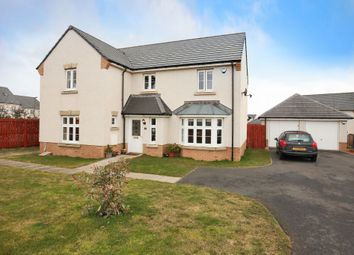 Thumbnail 5 bed detached house for sale in Burnbrae Walk, Bonnyrigg
