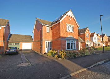 Thumbnail 3 bed detached house for sale in Greenhills, Killingworth, Newcastle Upon Tyne
