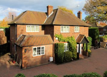Thumbnail 4 bed detached house for sale in Sutton Green, Guildford, Surrey