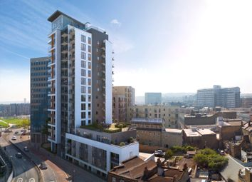 Thumbnail 1 bed flat for sale in Bunton Street, Woolwich