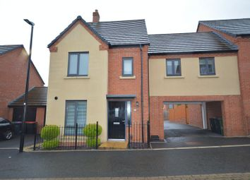 Thumbnail 3 bed property to rent in Darrall Road, Lawley Village, Telford