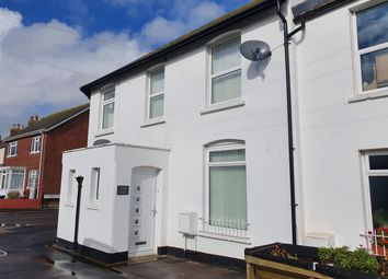 Thumbnail 2 bed terraced house for sale in Chickerell Road, Chickerell, Weymouth