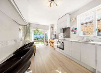 Thumbnail 2 bed flat for sale in Rainville Road, London