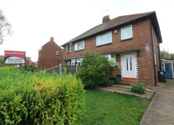 Thumbnail 3 bed semi-detached house for sale in Shaftsbury Avenue, Woodlands, Doncaster, South Yorkshire