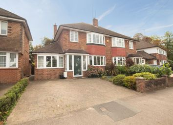 West End Lane, Pinner, Middlesex HA5. 4 bed semi-detached house
