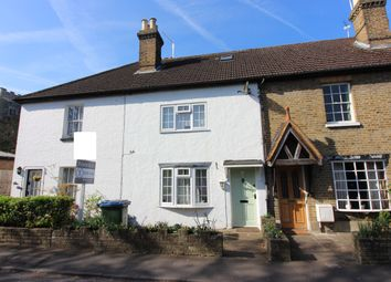 Thumbnail 3 bed terraced house for sale in St. Peters Road, East Molesey