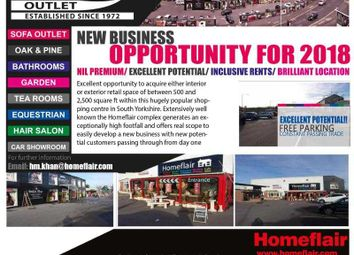 Thumbnail Business park to let in Homeflair, Complex Parkgate, Rotherham