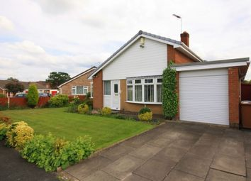 Thumbnail 2 bed bungalow for sale in Delamere Road, Nantwich