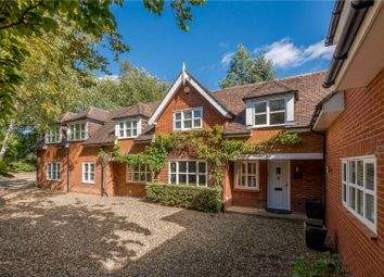Thumbnail 5 bed detached house for sale in Brentmoor Road, West End, Woking, Surrey