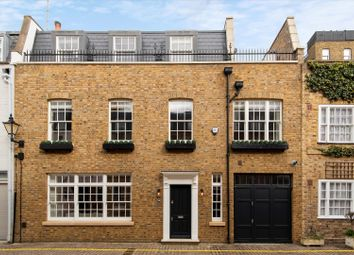 Coleherne Mews, Chelsea, London SW10. 3 bed terraced house for sale