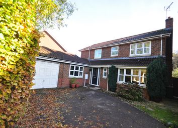 Thumbnail 4 bed detached house to rent in Primrose Copse, Horsham