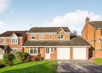 Thumbnail 4 bed detached house for sale in Kensington Close, Mansfield, Mansfield Woodhouse, Nottingahamshire