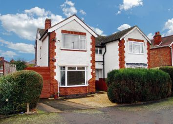 Thumbnail 3 bed semi-detached house for sale in Belvoir Drive East, Leicester