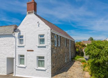 Thumbnail 4 bed cottage for sale in Heronniere Lane, St. Sampson, Guernsey