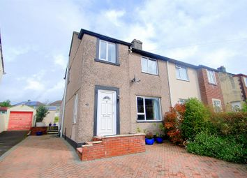 Thumbnail 3 bed semi-detached house for sale in Seymour Road, Plympton, Plymouth