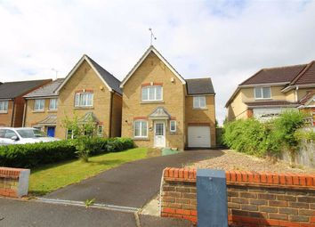 Thumbnail 4 bed detached house for sale in Green Road, Swindon, Wiltshire