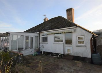 Thumbnail 2 bed detached bungalow for sale in Barnfield, Crediton, Devon