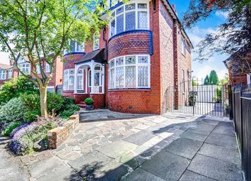 Thumbnail 4 bed detached house for sale in Woodend Road, Stockport