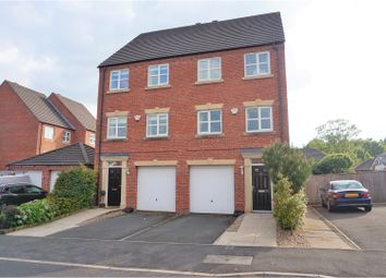 Thumbnail 3 bed semi-detached house for sale in Aveley Gardens, Highfield, Wigan