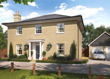 Thumbnail 4 bed detached house for sale in Plot 38 Heronsgate, Blofield, Norwich, Norfolk