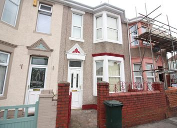 Thumbnail 3 bed terraced house to rent in Oswald Road, Newport, Gwent