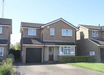 Thumbnail 4 bedroom detached house for sale in Millcross, Clevedon