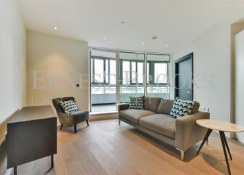 Thumbnail 2 bed flat to rent in Sophora House, Chelsea Bridge Wharf, Battersea