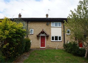 Thumbnail 2 bed terraced house for sale in Hampden Court, Southam