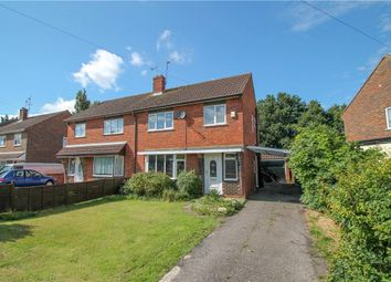 Thumbnail 3 bed semi-detached house to rent in Rivermead Road, Camberley