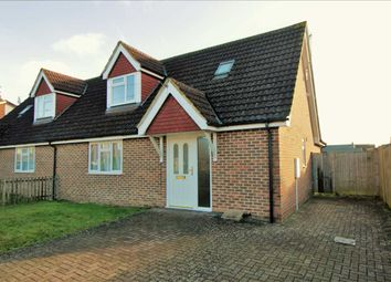 3 bed bungalow for sale in Hillbrow Road, Ashford, Kent TN23