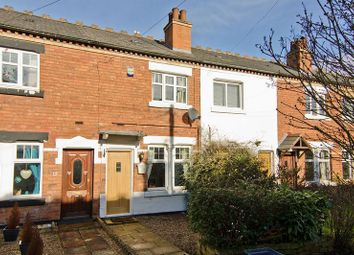 Thumbnail 2 bed terraced house for sale in Riland Avenue, Sutton Coldfield