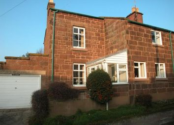 Thumbnail 2 bed cottage for sale in Newtown, Little Neston, Cheshire