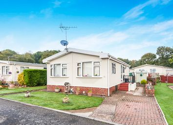 Thumbnail 2 bedroom bungalow for sale in Valley Road, Cat & Fiddle Park, Clyst St. Mary, Exeter