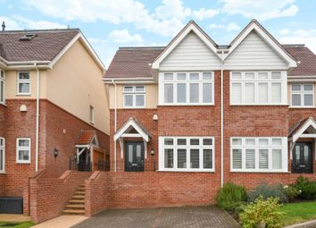 Thumbnail 4 bed property for sale in Milverton Place, Bromley
