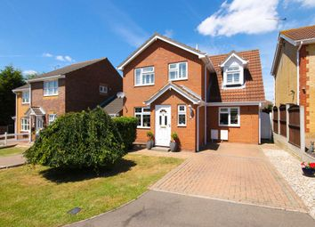 Thumbnail 3 bed detached house for sale in Foxhatch, Wickford