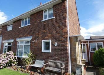 Thumbnail 3 bed semi-detached house to rent in Wolsey Road, Spennymoor