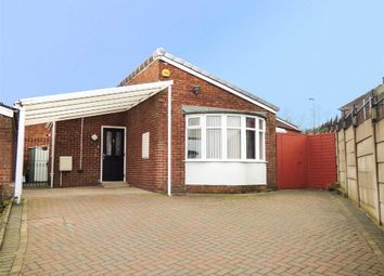 Thumbnail 2 bed detached bungalow for sale in Edgar Place, Saxonfields, Stoke-On-Trent