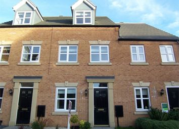 Thumbnail 3 bed town house to rent in Bennet Drive, Kirkby-In-Ashfield, Nottingham