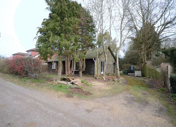 Thumbnail 3 bedroom detached bungalow for sale in Clay Hill, Beenham, Reading