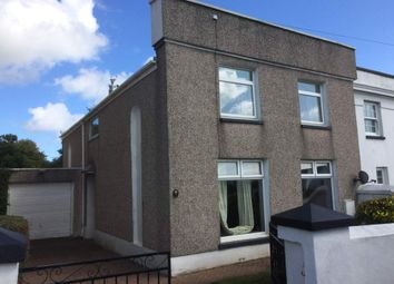 Thumbnail 3 bed semi-detached house for sale in 5 Ridgeway Road, Onchan