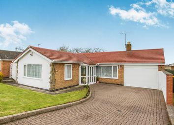 Thumbnail 2 bedroom detached bungalow for sale in Barry Drive, Kirby Muxloe, Leicester