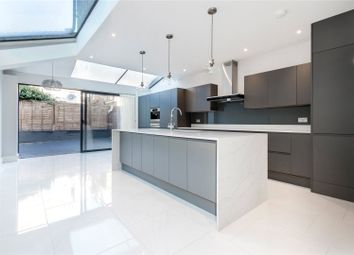 Thumbnail 3 bed town house for sale in Shinfield Street, London