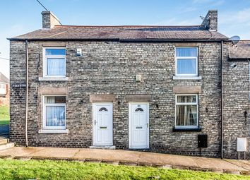 Thumbnail 1 bed terraced house for sale in Tees Street, Chopwell, Newcastle Upon Tyne