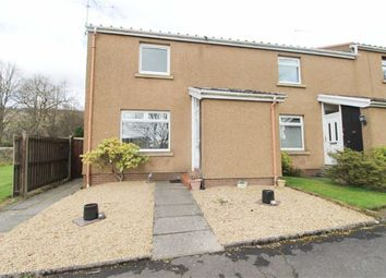 Thumbnail 2 bed end terrace house for sale in Kirkton, Old Kilpatrick, Glasgow