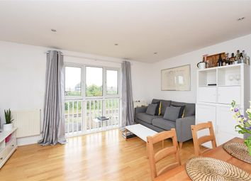 Thumbnail 2 bed flat to rent in Lyveden Road, Colliers Wood, London