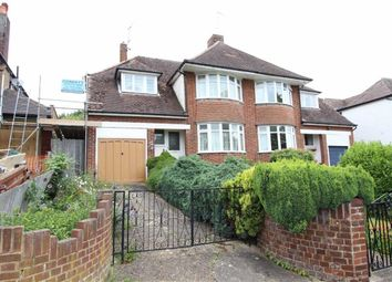 Thumbnail 3 bed semi-detached house for sale in Rock Lane, Leighton Buzzard