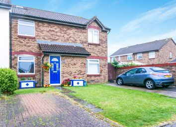 Thumbnail 2 bedroom terraced house for sale in Enfield Drive, Barry