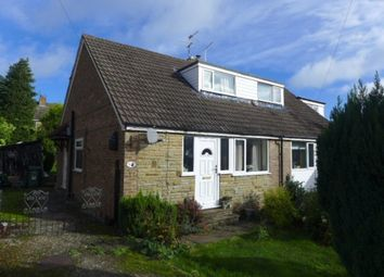Thumbnail 2 bed semi-detached house for sale in Lomond Avenue, Horsforth, Leeds