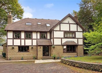 Thumbnail 7 bed detached house for sale in Miry Lane, Thongsbridge, Holmfirth